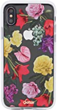 Sonix Betty Bloom Case for iPhone X/XS [Military Drop Test Certified] Women's Protective Floral Clear Case for Apple iPhone X, iPhone Xs
