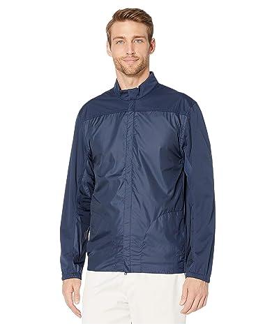 Nike Golf Shield Jacket Full Zip Core (Obsidian/Obsidian/Black) Men