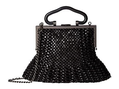 Patricia Nash Almarza Shoulder Bag (Black) Shoulder Handbags