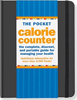 Pocket Calorie Counter, 2015 Edition