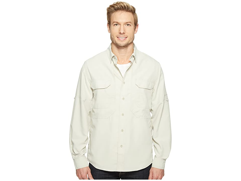 Royal Robbins Expedition Chill Long Sleeve (Soapstone) Men