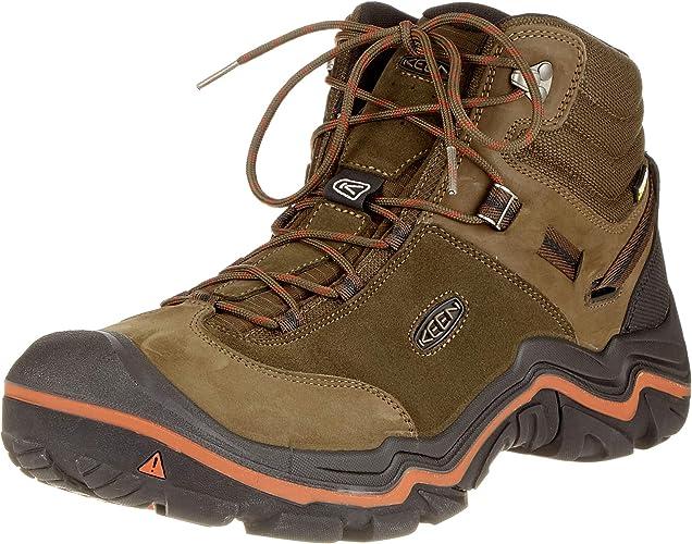 KEEN Wanderer imperméable Mid, Chaussures de Randonnée Hautes Homme