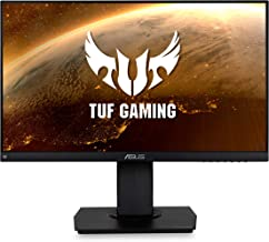 "Asus TUF Gaming VG249Q 23.8"" Monitor 144Hz Full HD (1920 X 1080) 1ms IPS Elmb FreeSync Eye Care DisplayPort HDMI D-Sub"
