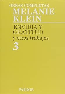 Envidia y gratitud / Envy and Gratitude (Spanish Edition)