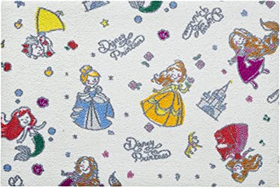 Disney Mat Collection / ディズニー 玄関マット Princess / プリンセス 50 × 75 cm BK00065
