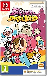 Mr. DRILLER DrillLand (Nintendo Switch)