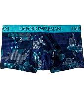 Emporio Armani - Pop Print Camo Trunk
