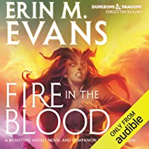 Fire in the Blood: A Brimstone Angels Novel