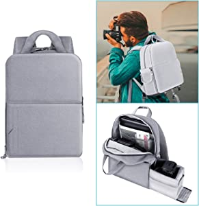 Neewer Shockproof DSLR Camera Bag Photography Backpack  11x5x15 inches...