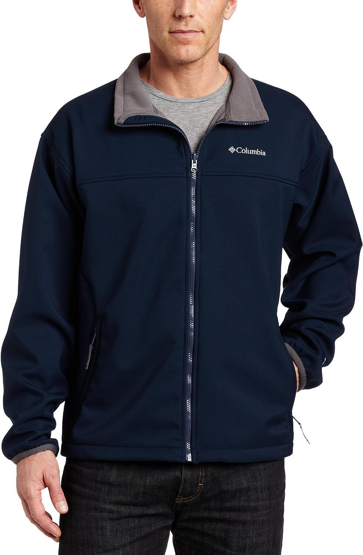 Columbia Mens Big Extended Ascender Softshell Jacket