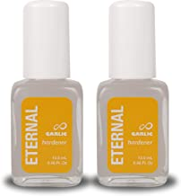 Eternal Garlic Hardener - Strengthener Nail Polish Treatment - 2 Pack