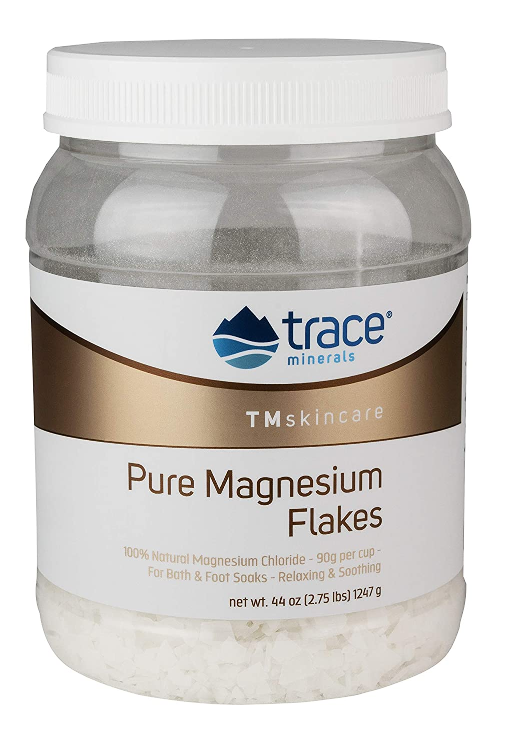 Skincare Magnesium Flakes 44 Regular store Ounces Free shipping on posting reviews
