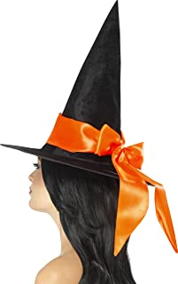 Deluxe Witch Hat Size: One Size