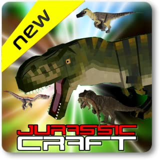 Jurassic Craft Mod for MCPE