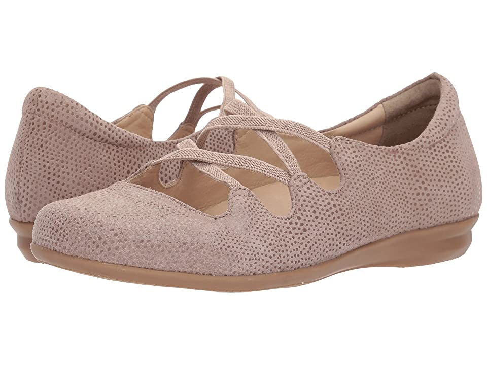 Earth Clare Earthies (Ginger Printed Suede) Women