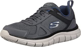 Skechers Mens Track Scloric Oxford