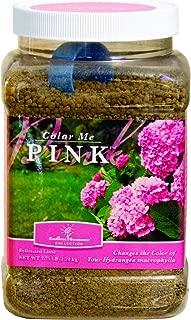 Bonide (BND56429) - Bailey's Color Me Pink Hydrangeas Pellets, Pelletized Lime Soil Sweetener that Turns Hydrangeas Pink (2.75 lb.)