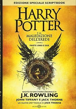 Harry Potter e la maledizione dell'erede (Italian version of Harry Potter and the Cursed Child) (Italian Edition)