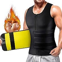 Cimkiz Hot Sweat Vest Neoprene Sauna Vest for Weight Loss Tummy Fat Burner Slimming