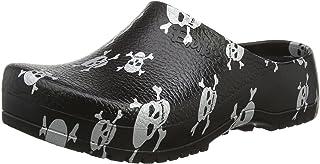 7d3f792bb6 Amazon.com  Birkenstock - Grey   Mules   Clogs   Shoes  Clothing ...