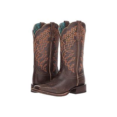 Ariat Circuit Cisco (Kickin Cocoa) Cowboy Boots