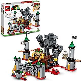 LEGO 71369 Bowser's Castle Boss Battle Expansion Set