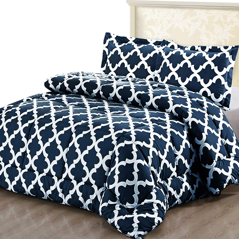 Utopia Bedding Printed Comforter Pillow