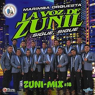 Zuni-Mix 18: La Frontera / Borracho de Amor / Los Alambrados / El Retrato de Mi Madre / Mándale una Cara a Tu Marido