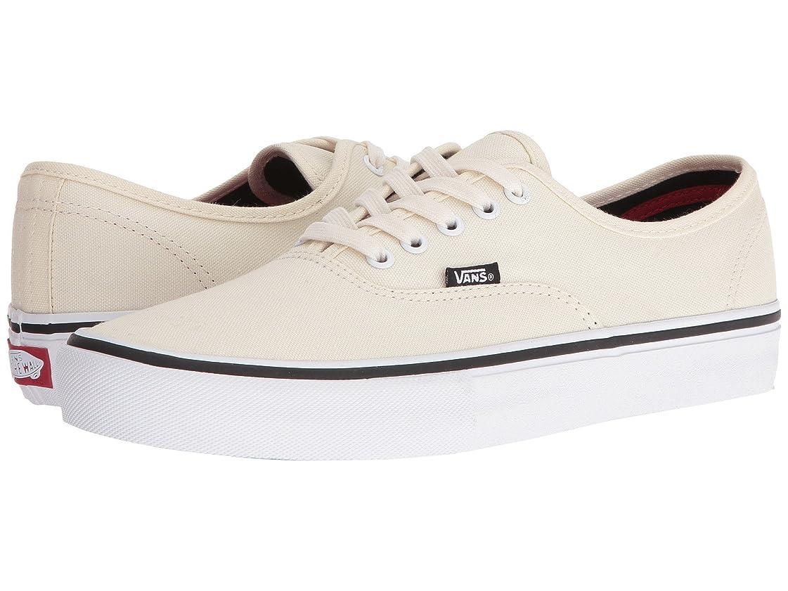 破壊的どれ追放する(バンズ) VANS メンズスニーカー?靴 Authentic Pro White/White 7 (25cm(レディース25.5cm)) D - Medium