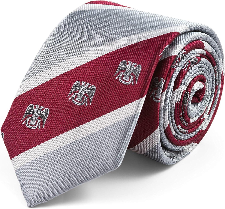 Scottish Rite Necktie by Masonic Revival