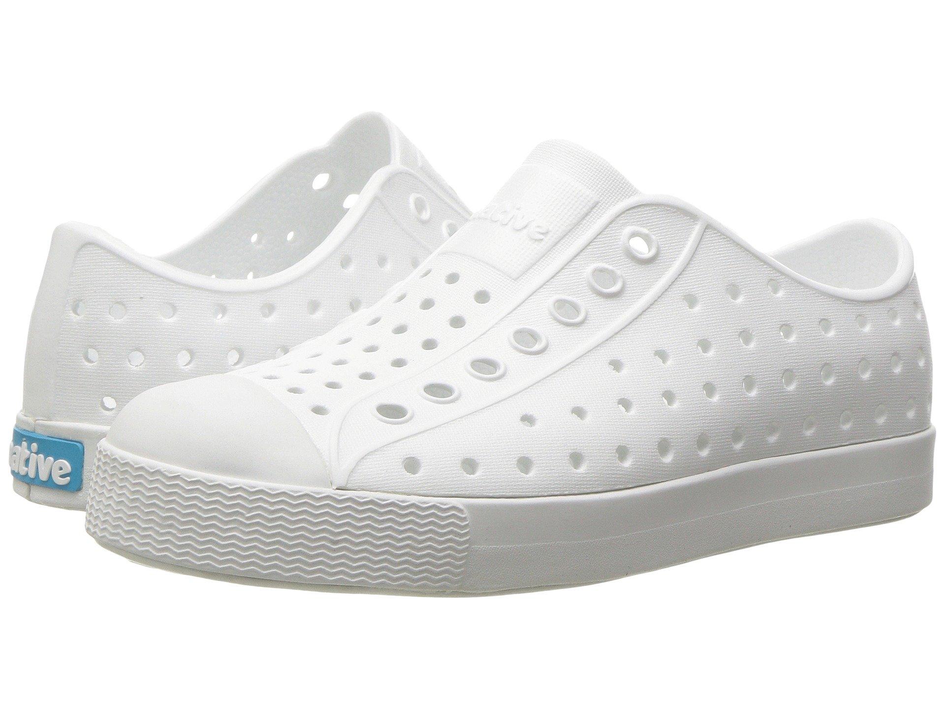 Native Jefferson Shoes Size