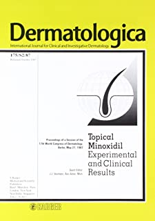 Topical Minoxidil: Experimental and Clinical Results: Session of the 17th World Congress of Dermatology, Berlin, May 1987: Proceedings