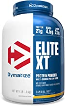 Dymatize Elite XT Protein Powder Blend, Banana Nut, 4 lbs