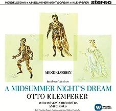 Mendelssohn: A Midsummer Night's Dream, Op. 61