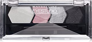 Maybelline New York Eye Studio Color Plush Silk Eyeshadow, Pink Persuasion 80, 0.09 Ounce