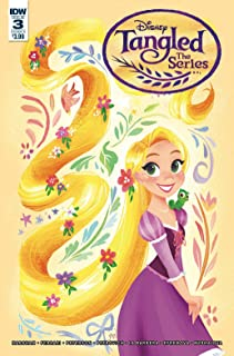TANGLED #3 (OF 3) CVR A GRENO RELEASE DATE 7/4/2018