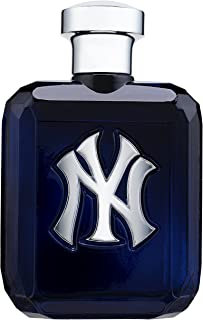 New York Yankees Fragrance Men's Eau De Toilette Spray, 1.7 Fluid Ounce