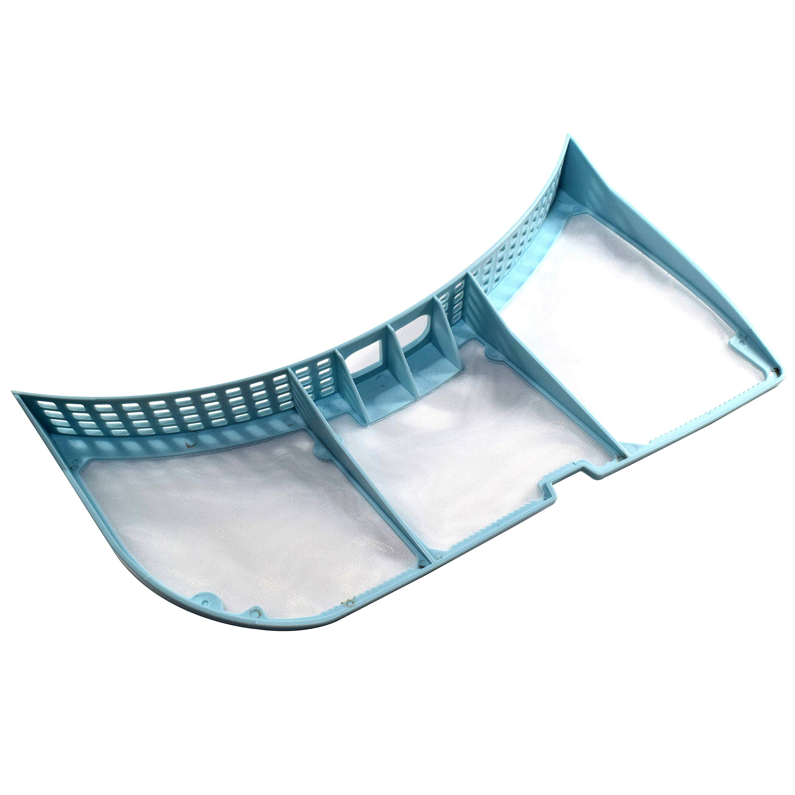 HQRP Dryer Lint Filter compatible with Hotpoint Indesit C00113848 HPTC00113848 J00146116 fits select Hotpoint, Indesit, Ariston, Creda & Proline Tumble Dryers