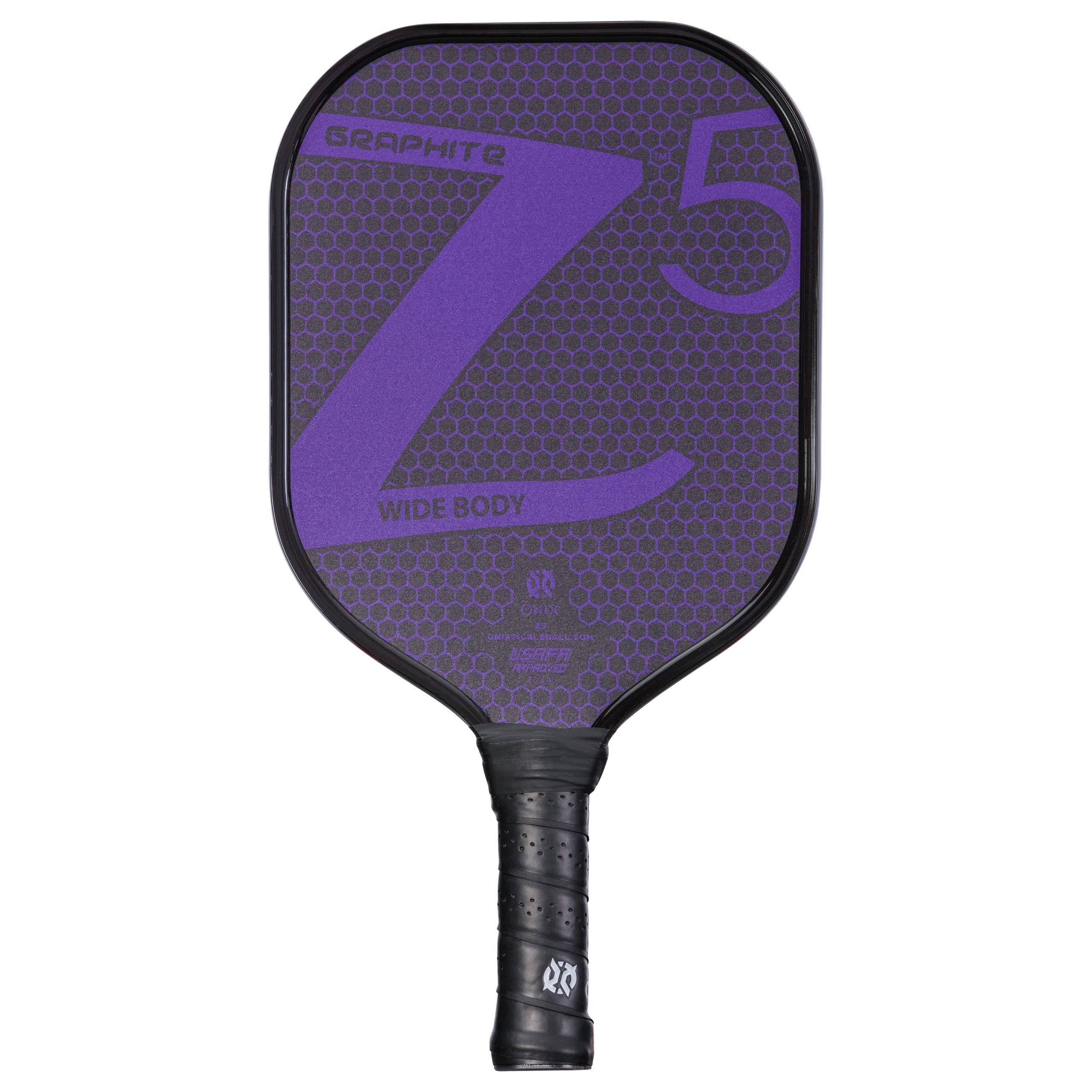 ONIX Graphite Z5 Graphite Carbon Fiber Pickleball Padd -OZZU