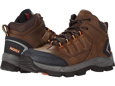 WORX 5 Cobalt Hiker Steel Toe
