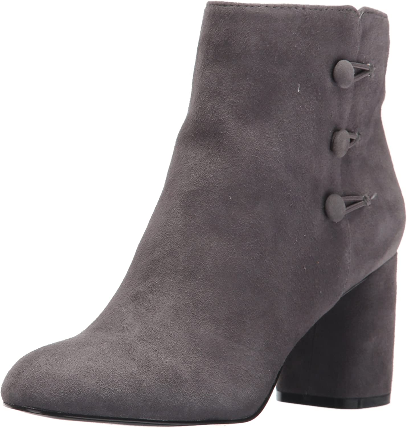 Nine West Women's Khraine Suede Ankle Boot