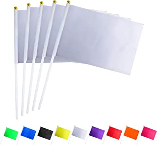 blank car flags for printing