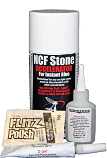 Stone Scratch Repair Kit/Scratches & Hairline Cracks on Polished Stone surface