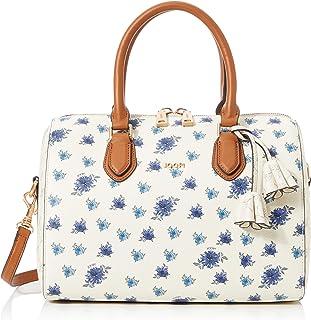 Joop! Damen Aurora Handbag, Offwhite, 30x21x18