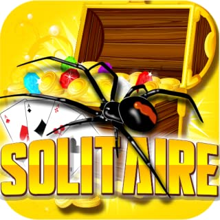 Discover Treasures Spider Solitaire