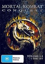 Mortal Kombat: Conquest - Volumes 1 - 3