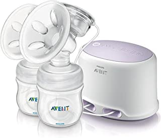 Philips AVENT Natural Twin Electric Breast Pump Set