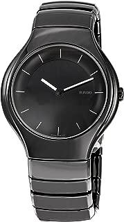 Rado Men's R27867152 True Multifunction Black Dial Watch