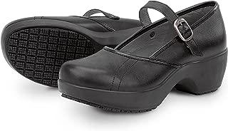 Vienna Mary Jane Slip Resistant Clog