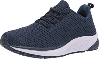 Propét womens Tour Knit Sneaker, Indigo, 6 XX-Wide US